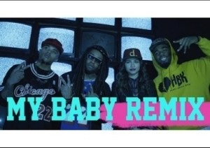 Video: Zendaya - My Baby (Remix) (feat. Ty Dolla $ign, Bobby Brackins, & Iamsu)